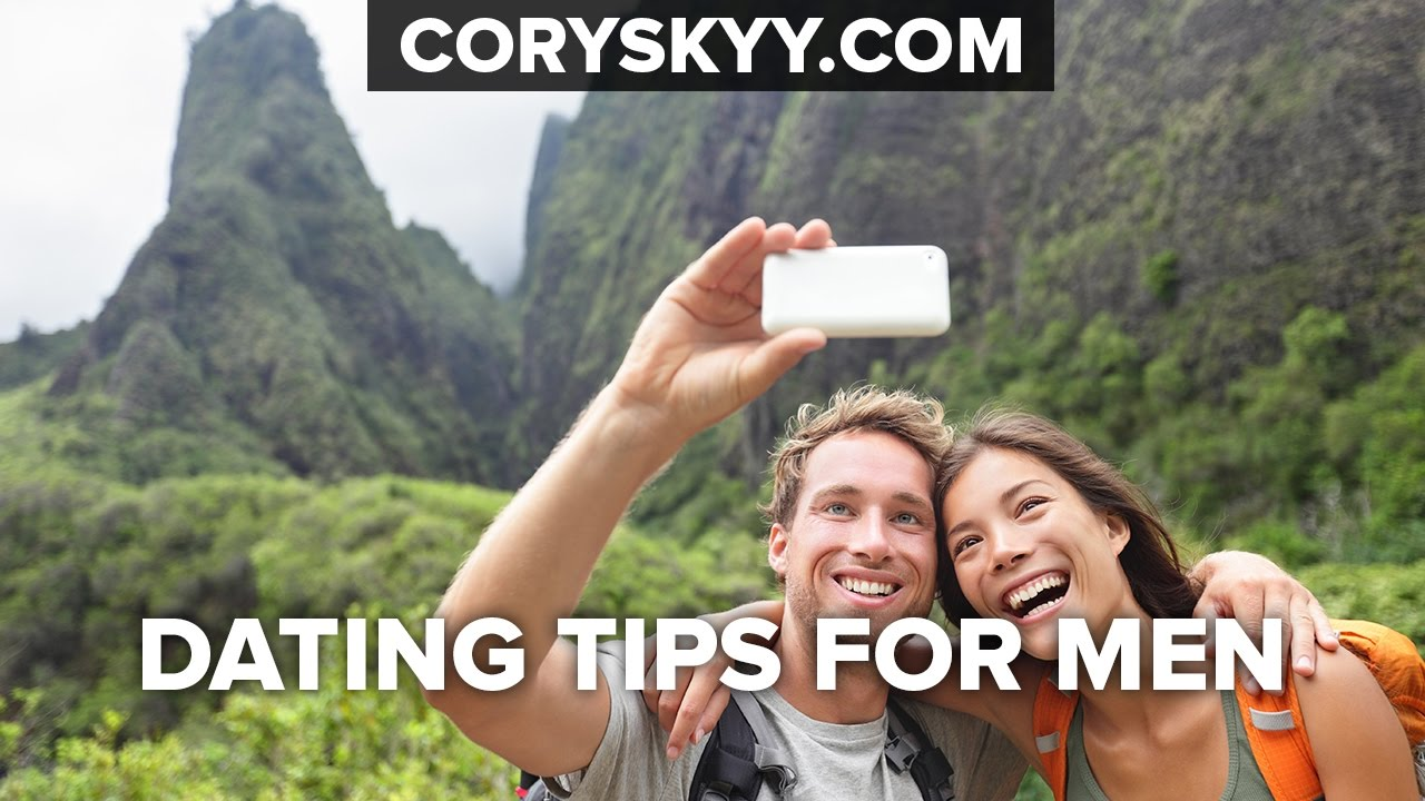 dating tips for men youtube channel 4