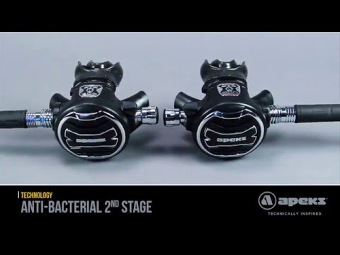 Dive Imports Australia - Apeks Anti Bacterial 2nd Stage
