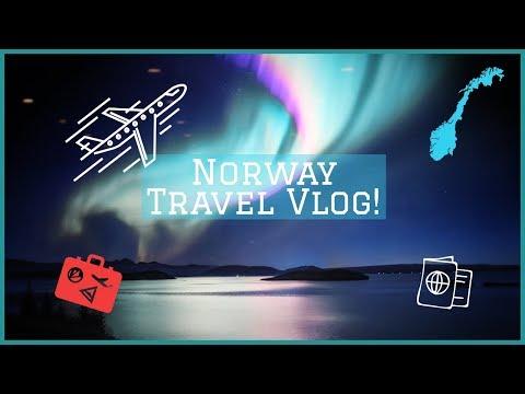 Norway Travel Vlog!
