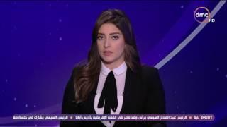 الأخبار - السيسي يقدم تقريراً نهائياً بشأن جهود مصر في مواجهة تغير المناخ خلال القمة الإفريقية