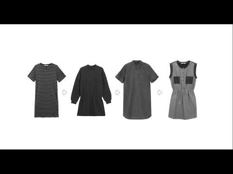 CLOVirtualFasion 3D Garment Design Variation