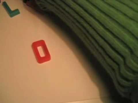 99 Cent Film: Alphabet Magnets