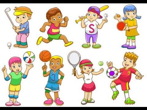 Learn German vocabulary: SPORT - part I