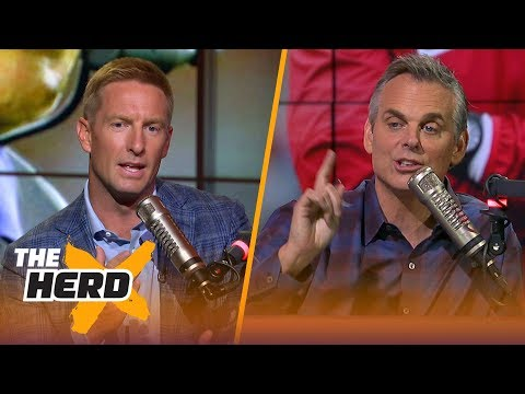 Joel Klatt on the most underrated CFB coaches, Talks Nick Saban and Baker Mayfield | CFB | THE HERD