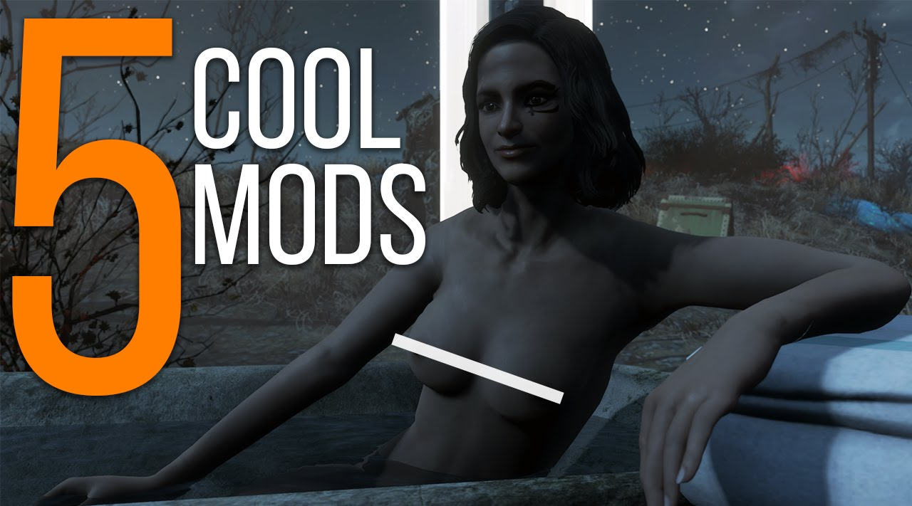 5 Cool Mods - Episode 4 - Fallout 4 Mods (PC/Xbox One) - YouTube