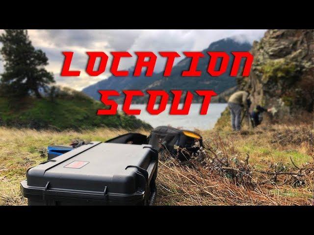 Location Scout - Arcave BTS Episode 1