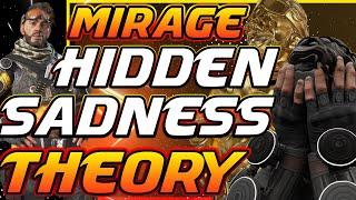 Mirage Heirloom Hidden Sadness Theory: Apex Legends (Season 5 )