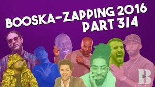 Booska-Zapping 3/4 avec Gradur, Black M, Fary,  Oh Plai...