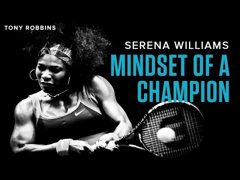 Serena Williams: The greatest of all time? | Tony Robbins
