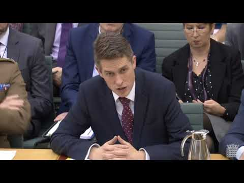 Defence Committee - 21st February 2018: Defence Secretary