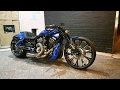 Harley Davidson V Rod Night Rod muscle tuning