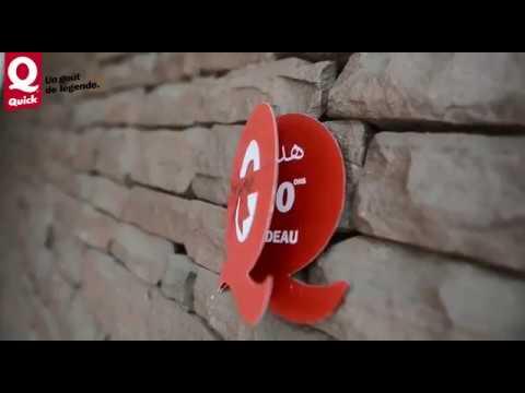 Cartes cadeaux Quick Maroc - YouTube