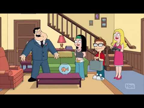 American Dad – The Dentist's Wife (clip1)