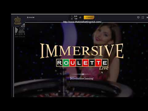 1. Live Roulette System Test - Can I Double My Starting Bank?