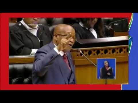 "Jacob Zuma ask Mmusi ""Why are you defending apartheid?"""