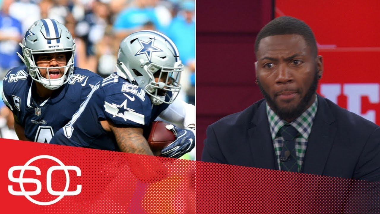 Nfl Analysis Ezekiel Elliott S Usage In Dallas Cowboys Loss Questioned Sportscenter Espn Youtube