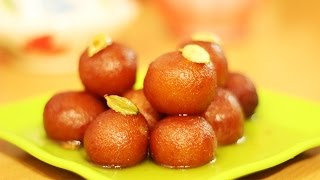 How To Make Gulab Jamun From Normal Bread - Indian Dessert/sweet Recipe