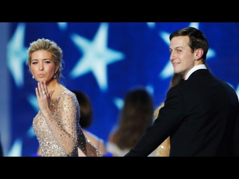 How do Jared and Ivanka overcome Donald Trump's scandals?
