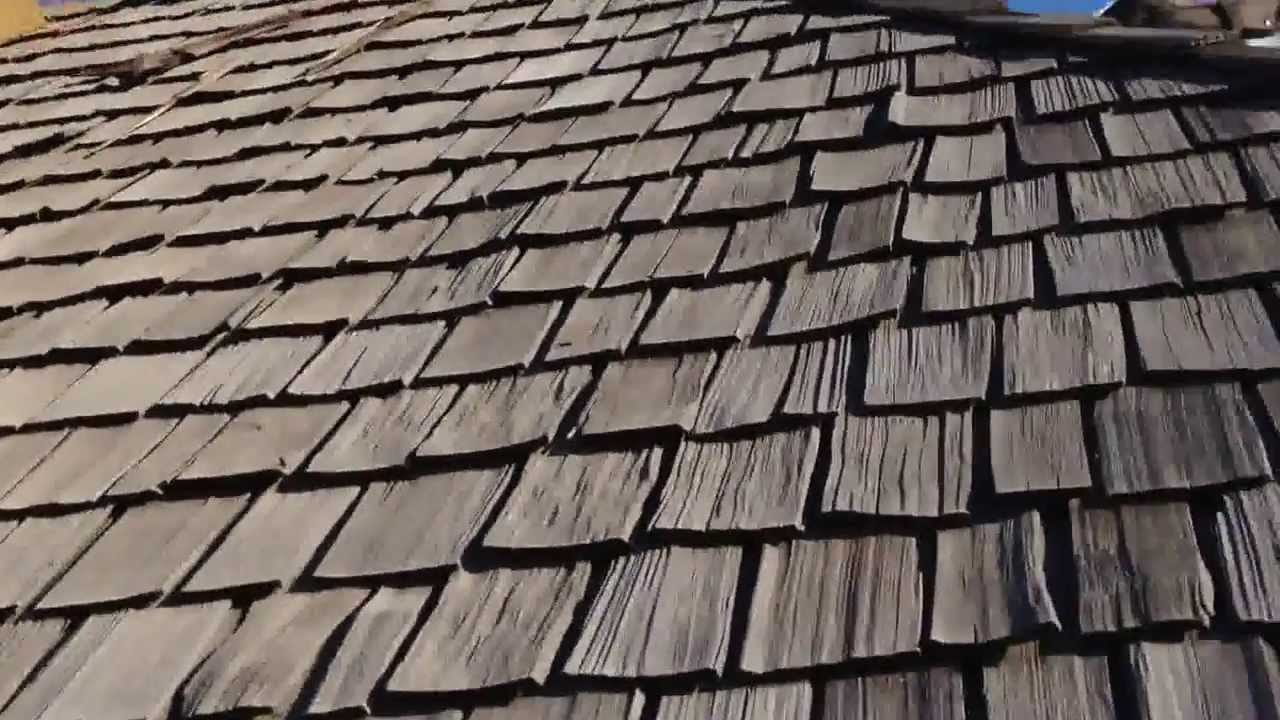Eric Rogers Roofing Wood Shake Tear Off And Replacement
