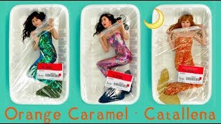 Orange Caramel Catellena Album Unboxing! 오렌지 캬라멜 / 애프터스쿨