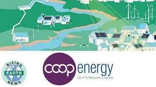 What are energy cooperatives?