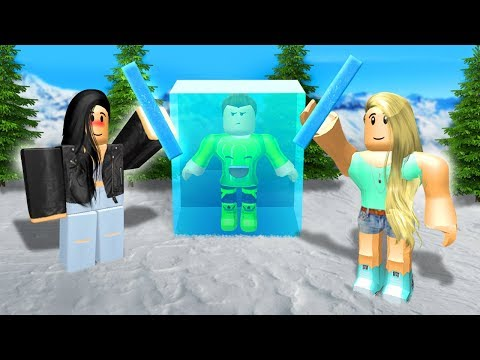 EXTREME ROBLOX ICEBREAKER MINIGAME! (Roblox)
