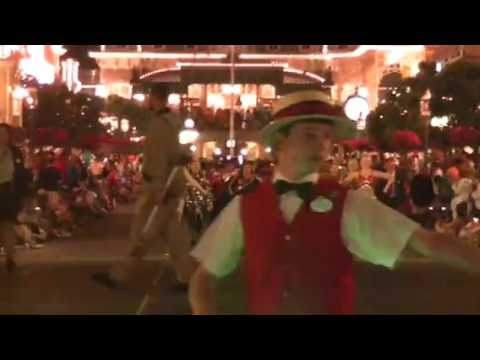 Vinemont High School Band Disney performance April 2016