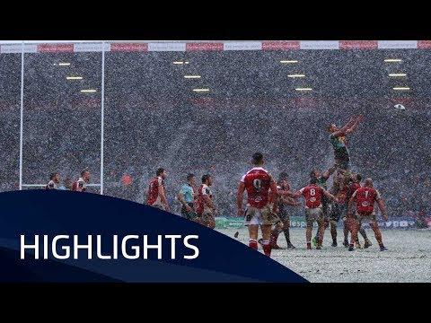 Harlequins v Ulster Rugby (P1) - Highlights – 10.12.2017