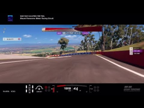 GTS Top 10 Lap Bathurst