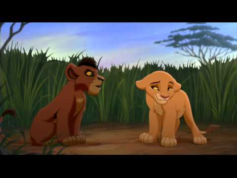 The Lion King 2 - Kiara Meet's Kovu (Finnish) [HD 1080p]