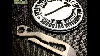 The Griffin Pocket Tool Review