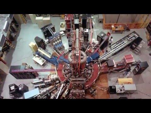 Vive les sciences! Épisode 2: Tokamak, le réacteur de fusion nucléaire