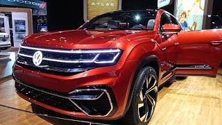 Volkswagen Atlas Cross Sport | In Details | 2018 Nyias