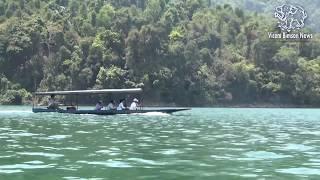 Thăm Hồ Ba bể