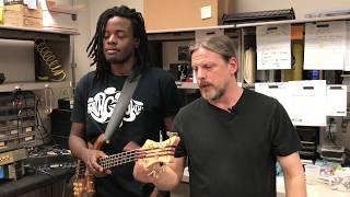 Pat's Picks Episode 3: Edge Pro Custom Bass, Burl Maple Top