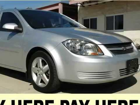 2010 Chevrolet Cobalt 4dr Sdn LT w/2LT (Grand Prairie, Texas) Buy here pay here, no credit check!