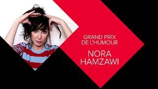 Nora HAMZAWI - Grand Prix de l'humour 2017