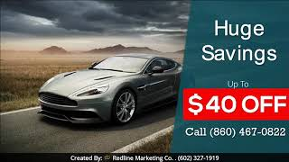 Auto Detailing: Enjoy This Terrific Sale In Plainfield!
