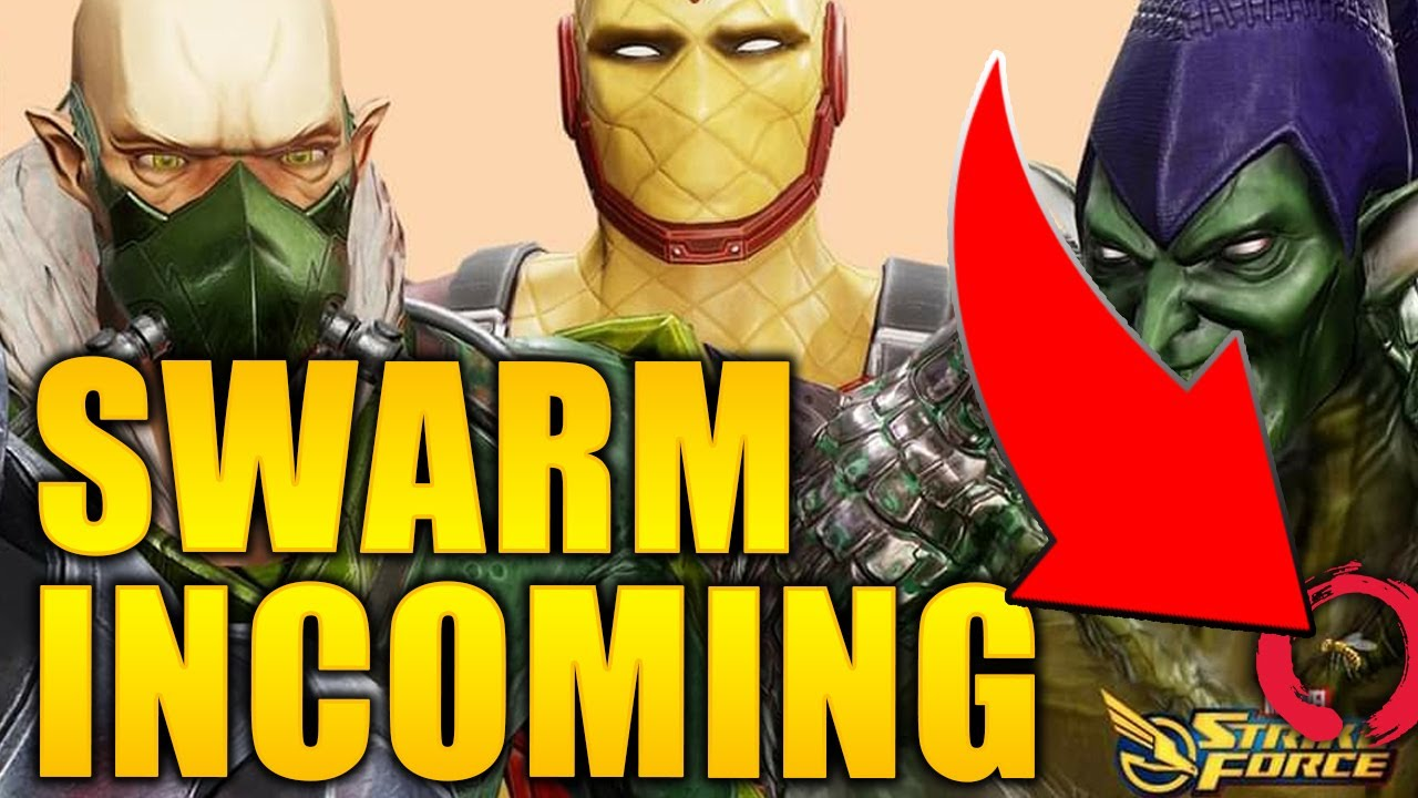 Swarm Incoming - Emma Compensation - Offer Review - MARVEL Strike Force - MSF