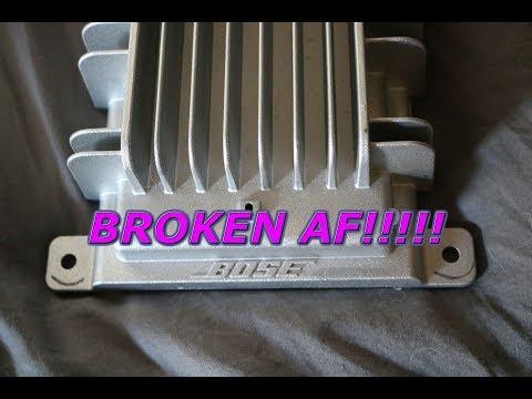2011 Mazda3/Mazdaspeed3 Speaker Problem//Vlog