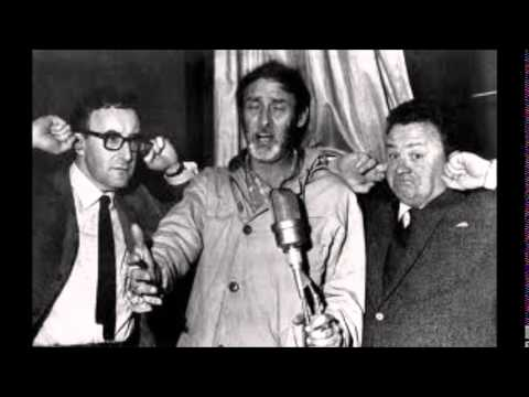 Jim Spriggs sings (The Goon Show clip)