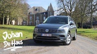 VW Tiguan Allspace EXTERIOR walkaround & INTERIOR