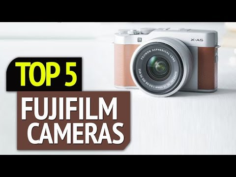 TOP 5: Best Fujifilm Cameras 2019