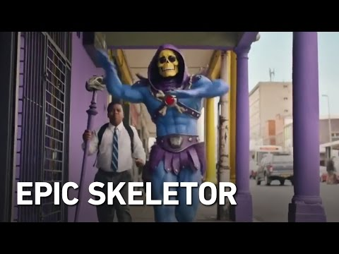 EPIC SKELETOR - MoneySuperMarket - HD