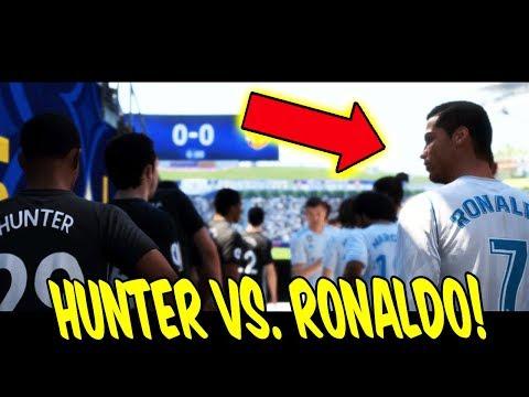 FIFA 18 THE JOURNEY 2 - HUNTER Vs. RONALDO! ⚽🔥 - Story Mode Karrieremodus Deutsch #3