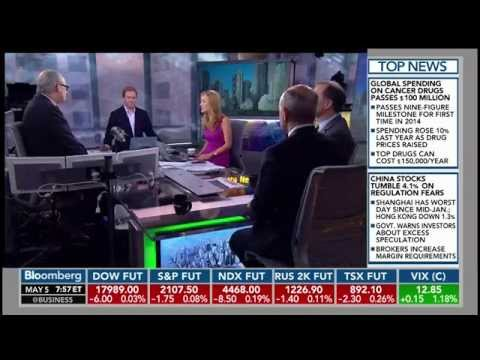 Bloomberg Surveillance Interview - John Levy and Tom Keene