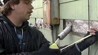 How to Insulate Walls Part 1