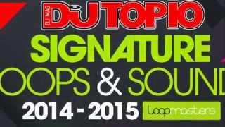 Top 10 DJs Signature Loops Sounds (2014-2015)