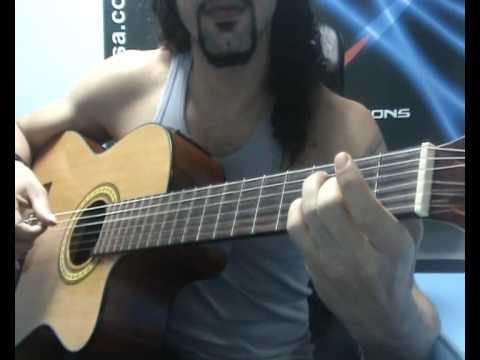 Besame Mucho (Guitar Lesson.) P1 - YouTube
