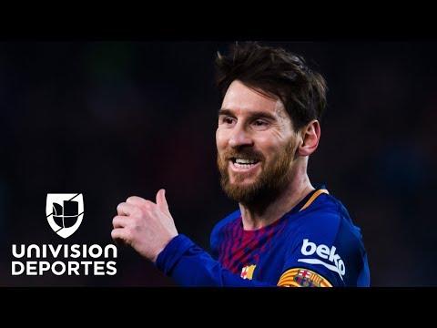 ¿Cuántos goles lleva Messi en cada torneo? Repaso por las cifras en honor a su gol 600